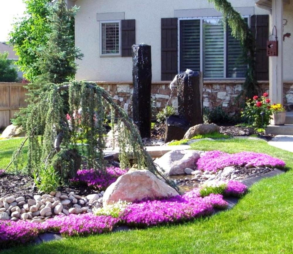 10 Attractive Low Maintenance Landscaping Ideas For Front Yard low maintenance front lawn landscaping ideas the garden inspirations 2021