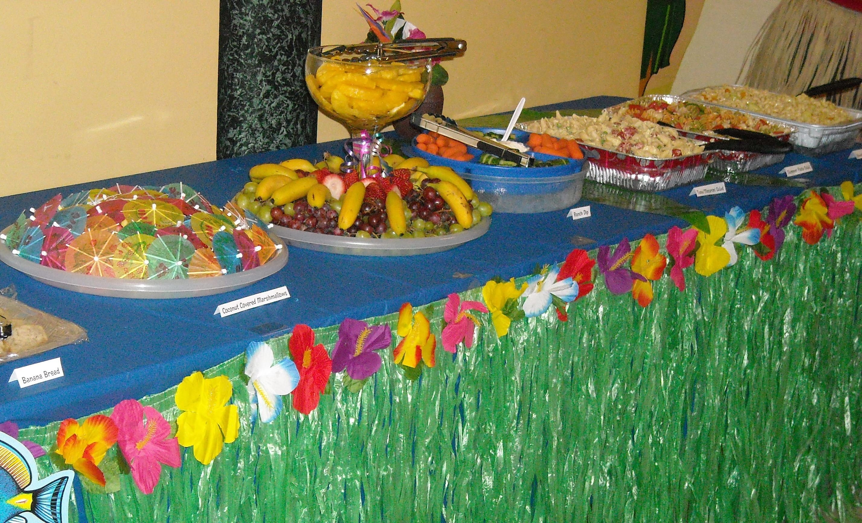 10 Attractive Ideas For A Luau Party luau party ideas be organized make lists for needed supplies 2020
