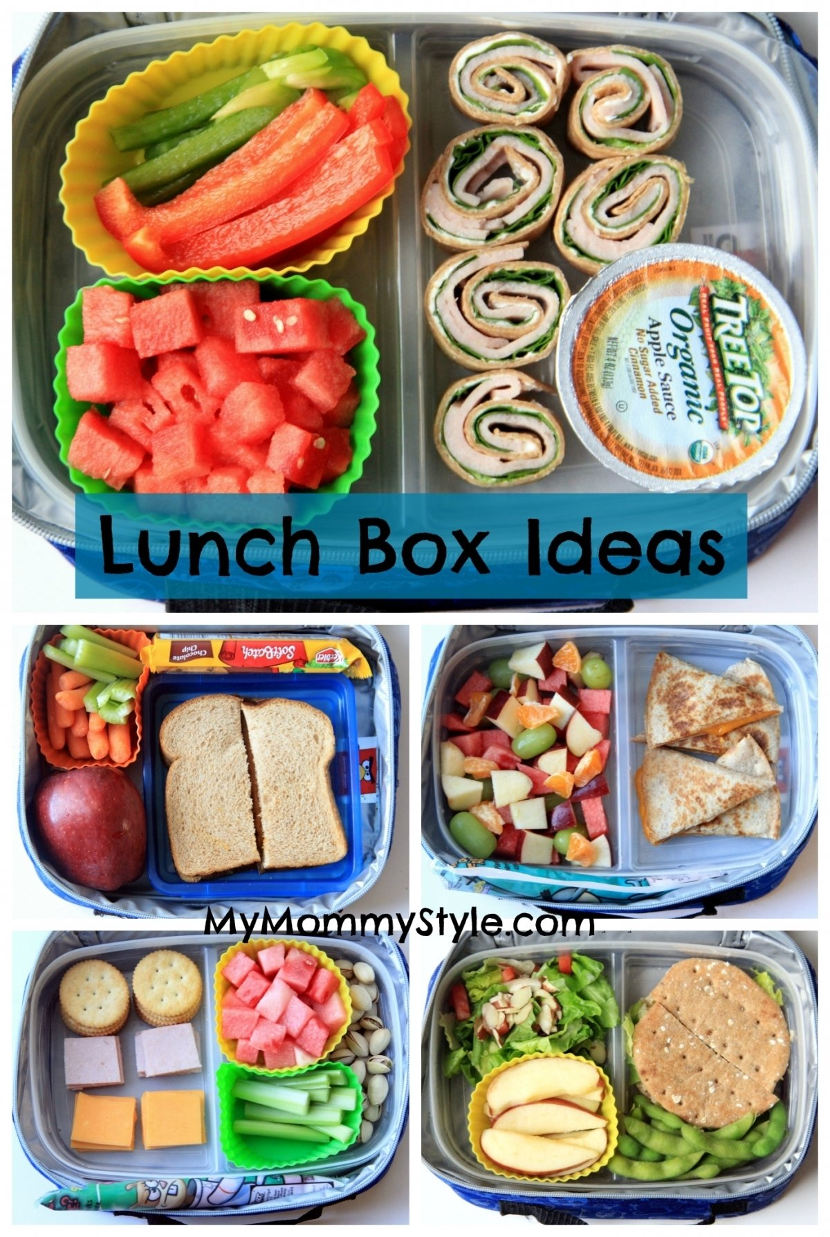 10 Perfect Kids Lunch Ideas For School lunch box ideas kid lunches school lunch cold lunch ideas healthy 4