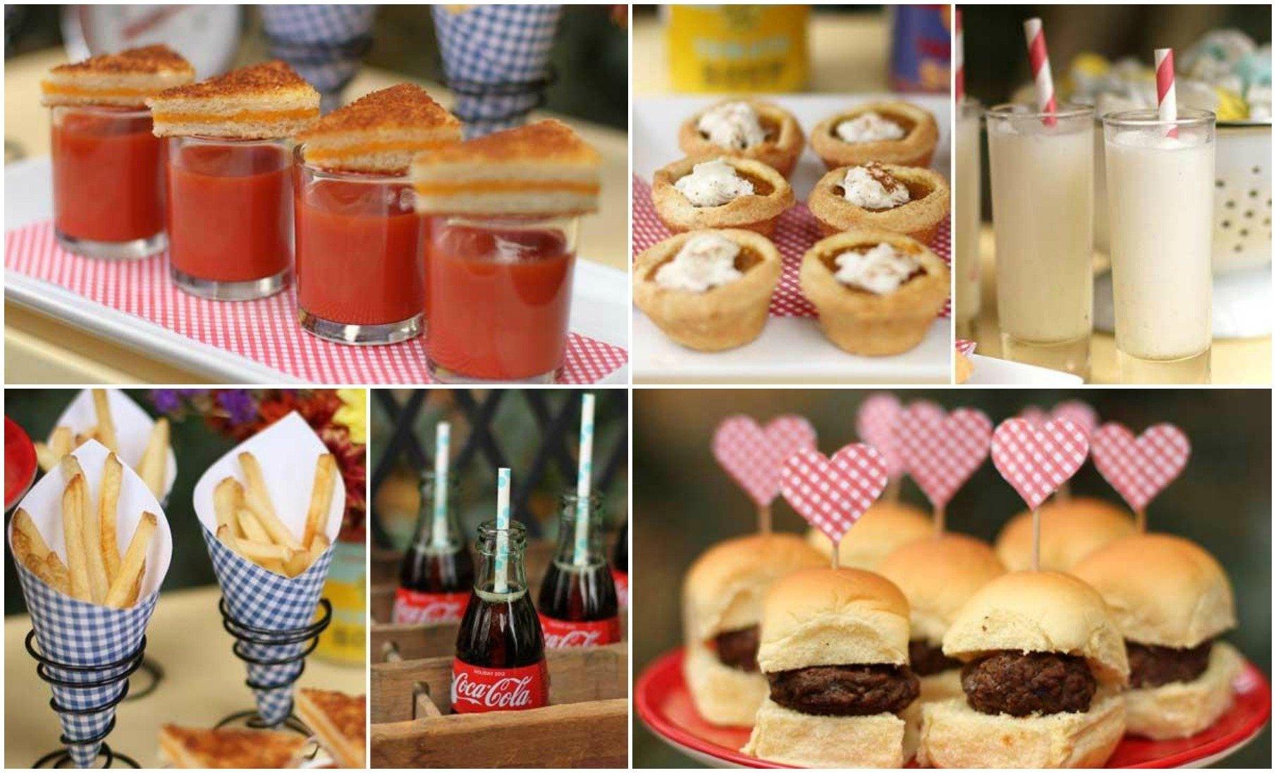 10 Cute Creative Bridal Shower Food Ideas lunch ideas for bridal showers best of bridal shower ideas recipe 3 2020