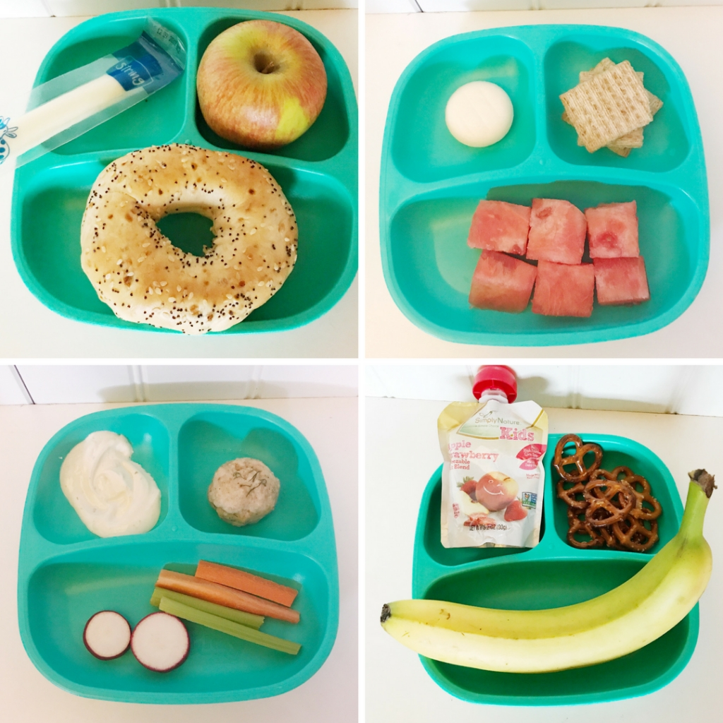 lunch ideas for truly picky eaters - also known as mama