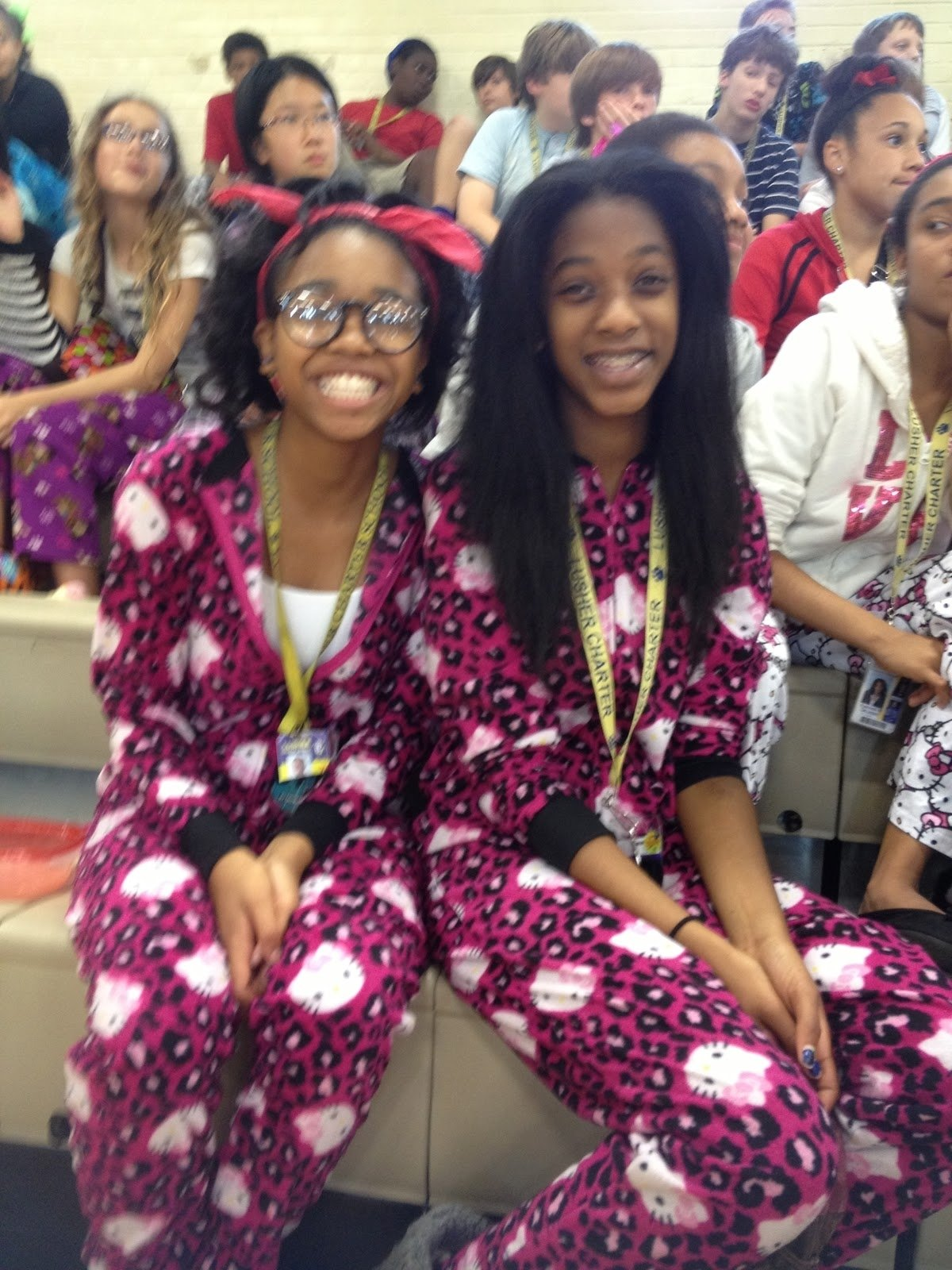 10 Wonderful Twin Day Ideas For Girls lushers middle school matters october 2012 2021