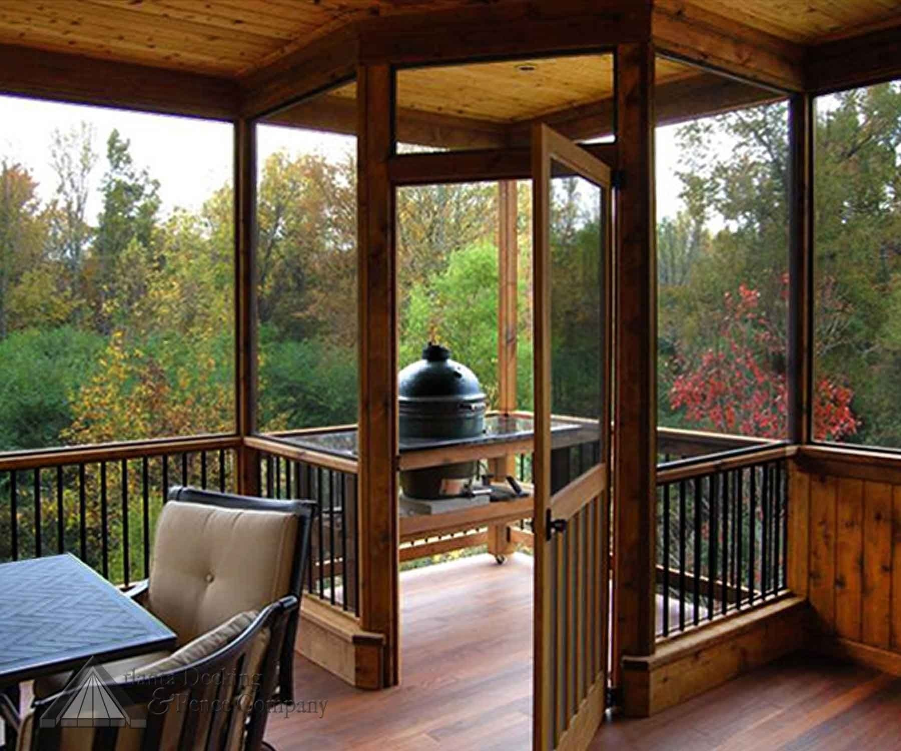 10 Most Recommended Screened In Porch Design Ideas luxury screened porch ideas home designing within screened in 2021