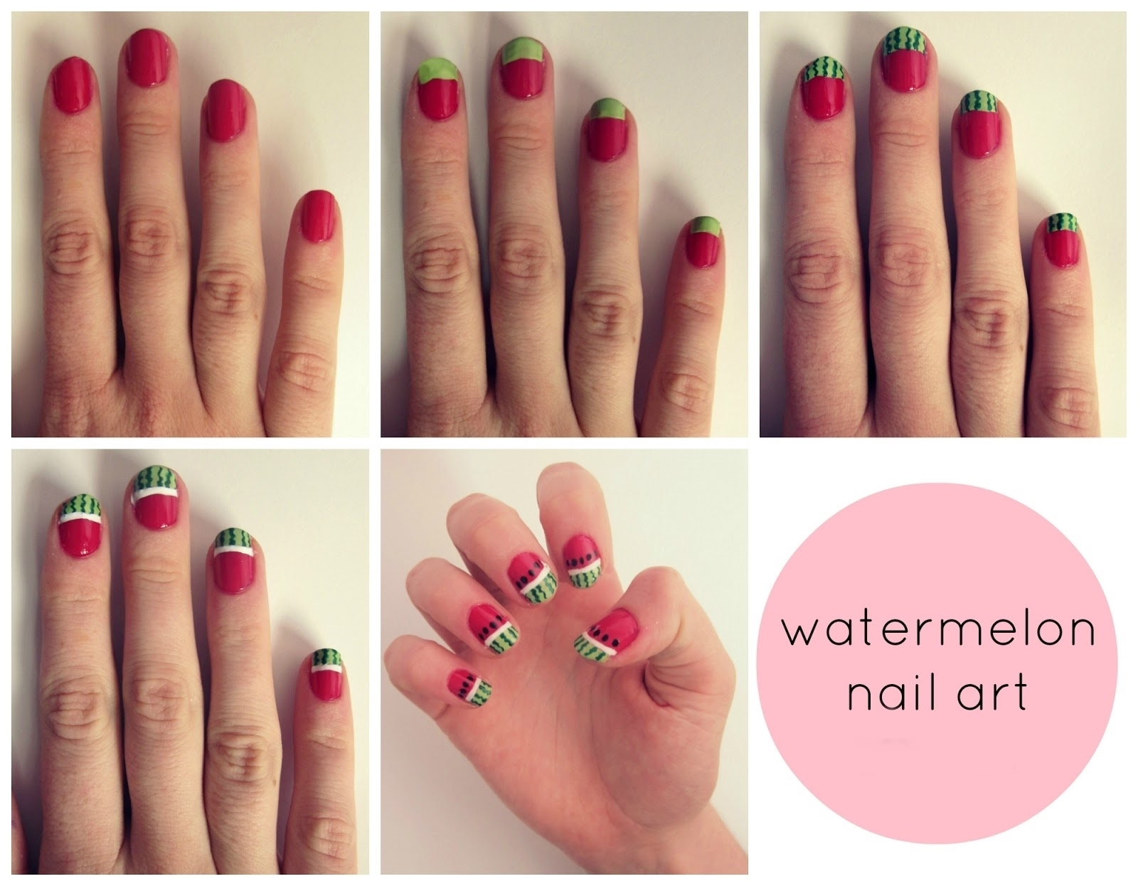 10 Unique Nail Art Ideas Step By Step