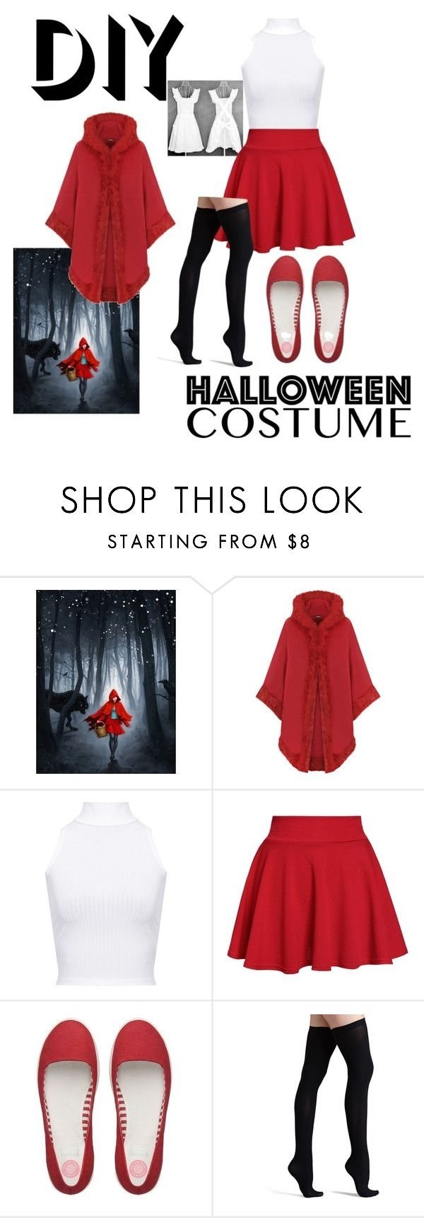 10 Trendy Red Riding Hood Costume Ideas