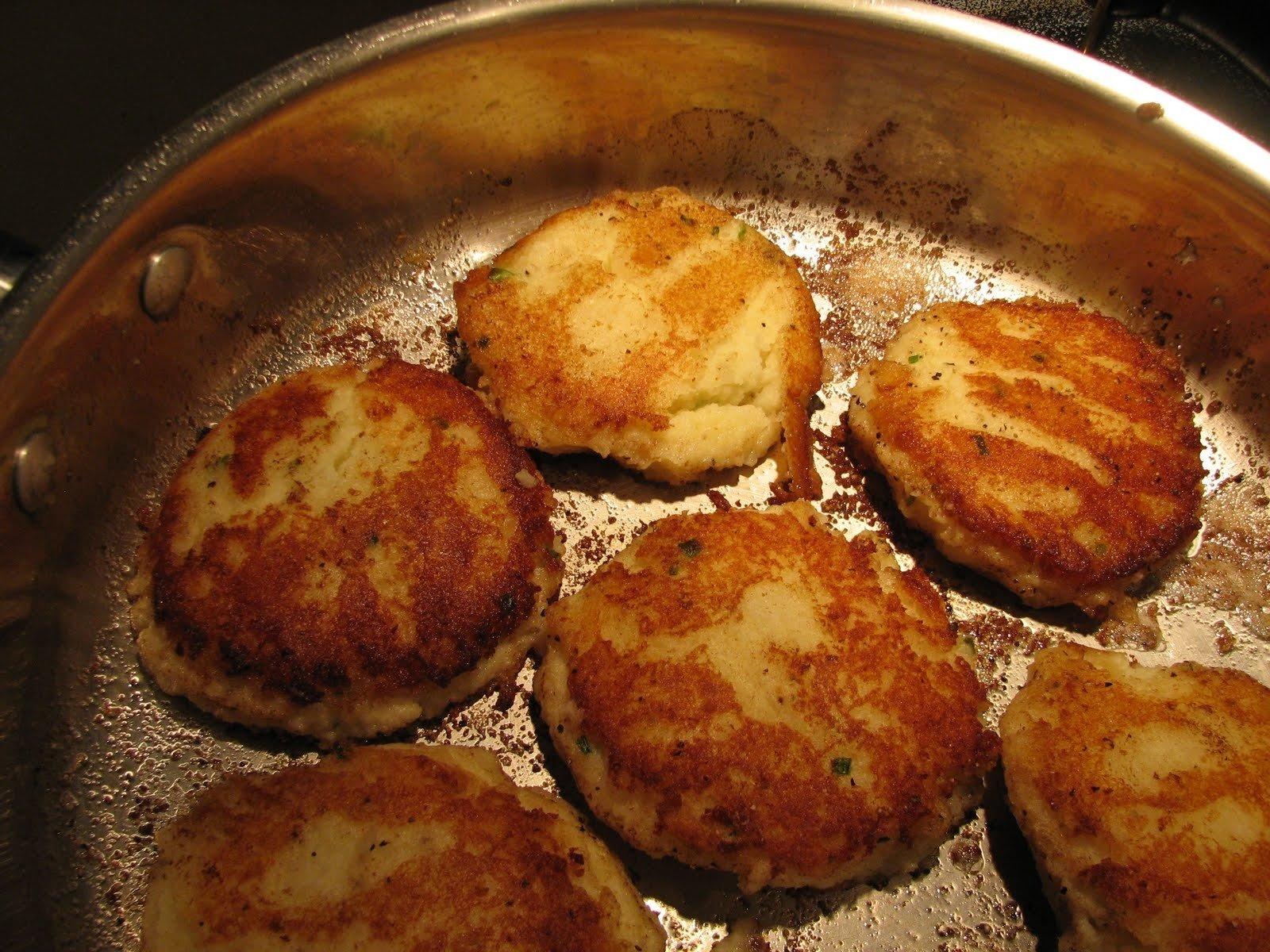 10 Unique Ideas For Leftover Mashed Potatoes lyndas recipe box mashed potato cakes what to do with those 2021
