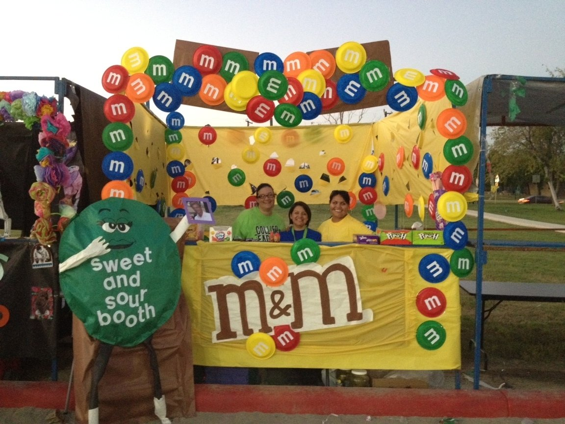 10 Nice Fall Festival Ideas For School m ms for our school carnival booth had a blast and we placed 2nd 2021