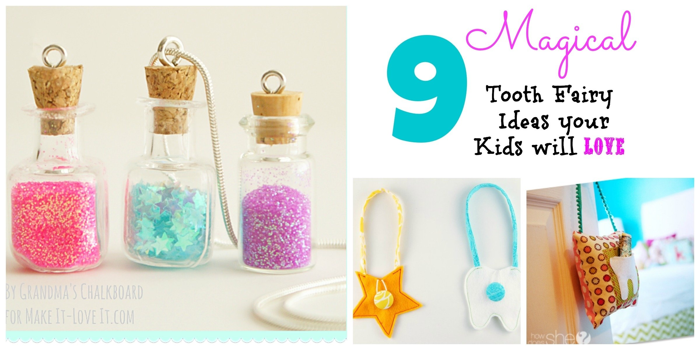 10 Elegant Tooth Fairy Ideas For First Tooth magical tooth fairy ideas 2020