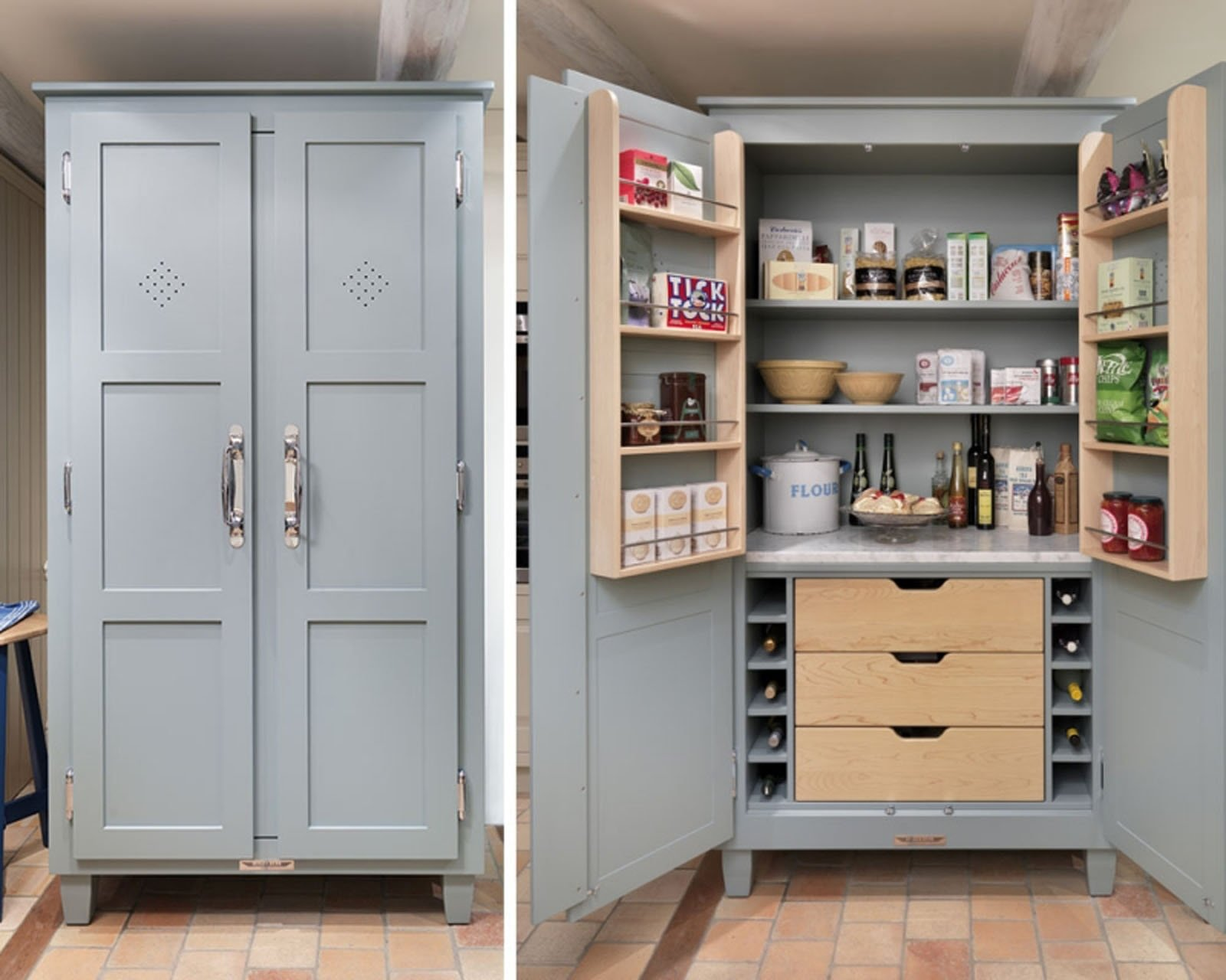 10 Wonderful Pantry Ideas For Small Kitchen magnificent pantry to small kitchen ideas addingteresting decoration 2020