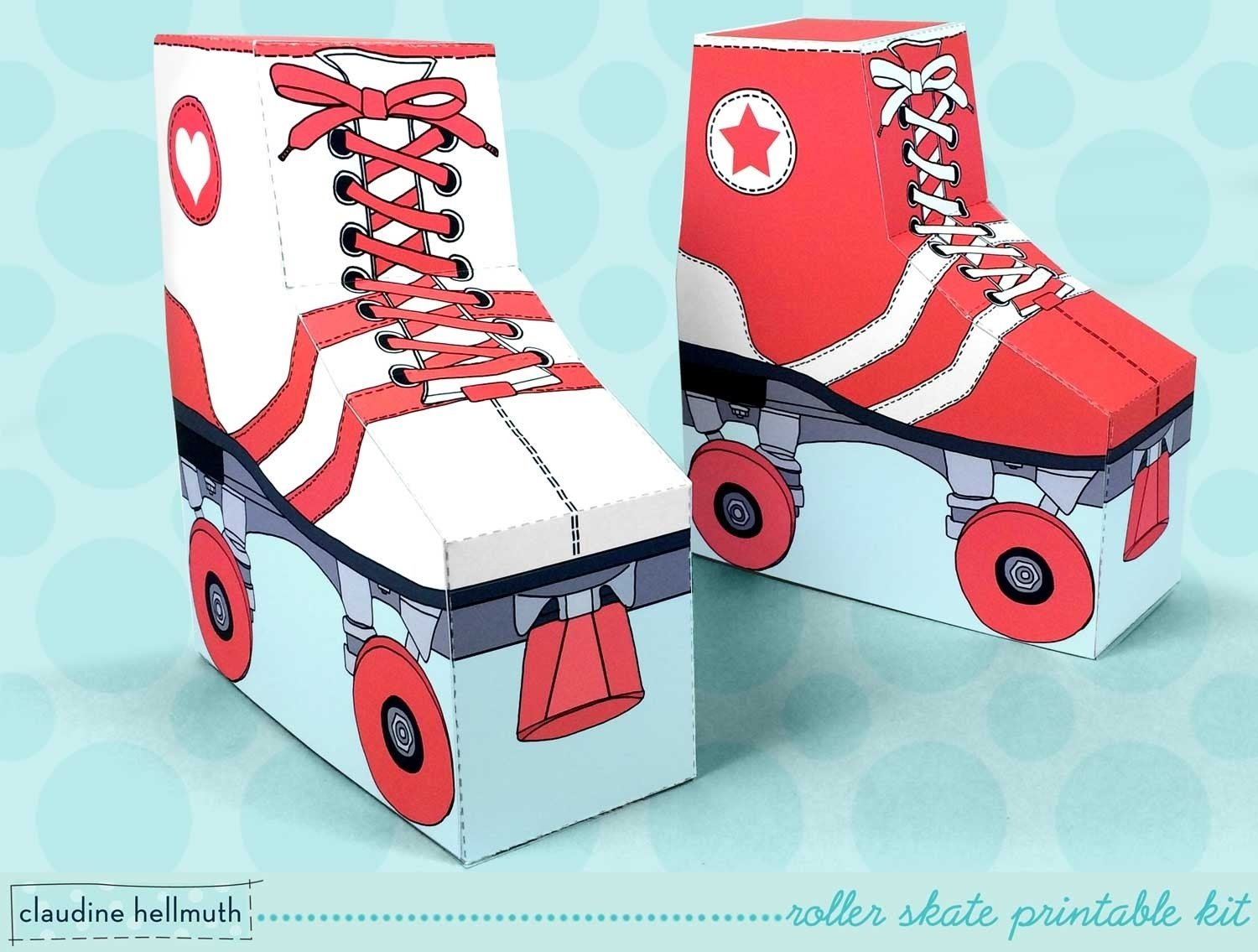 10 Wonderful Roller Skating Birthday Party Ideas make a roller skate party favor box boxes pinterest roller