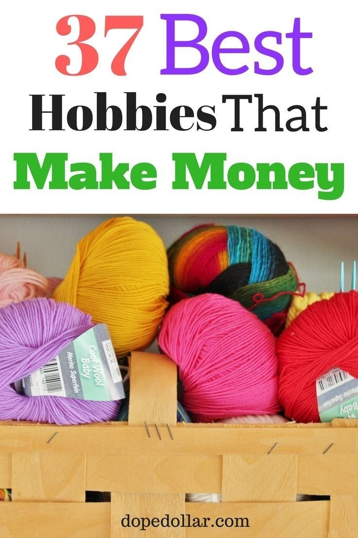 10 Unique Craft Ideas That Make Money make money with your hobbies extra money earn money and business 1