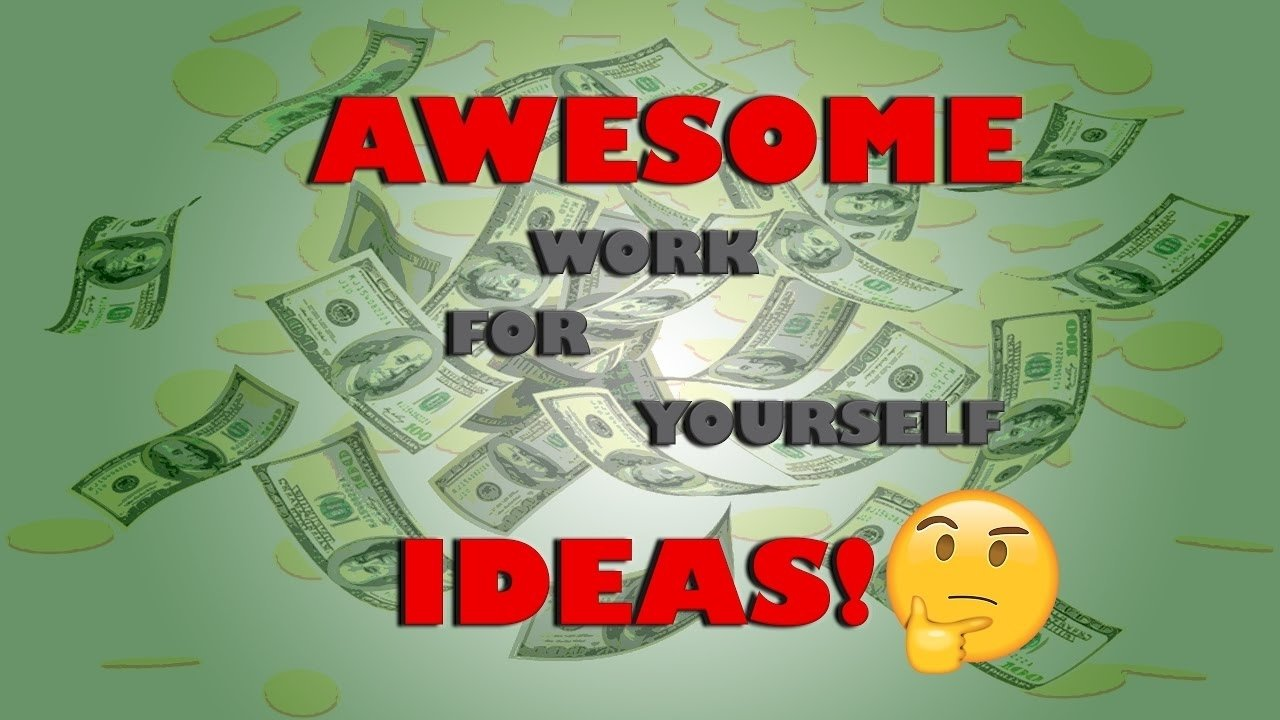10 stylish good ideas to make money 10 stylish good ideas to make money make money work for yourself ideas good self employed solutioingenieria Gallery