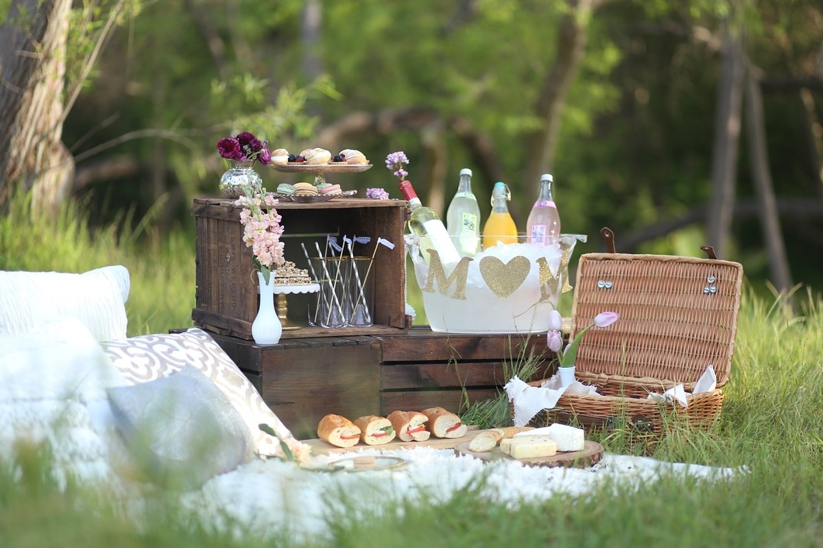 10 Trendy Picnic In The Park Ideas make mothers day all about mom with a picnic in the park evite