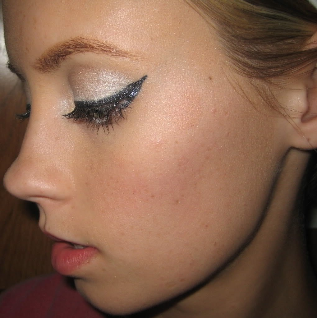 Homecoming Makeup For Black Dress Cartooncreative Co