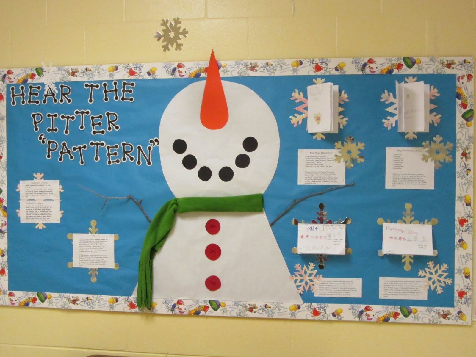 10 Best Winter Bulletin Board Ideas Preschool making your bulletin board ideas the new way home decor 1