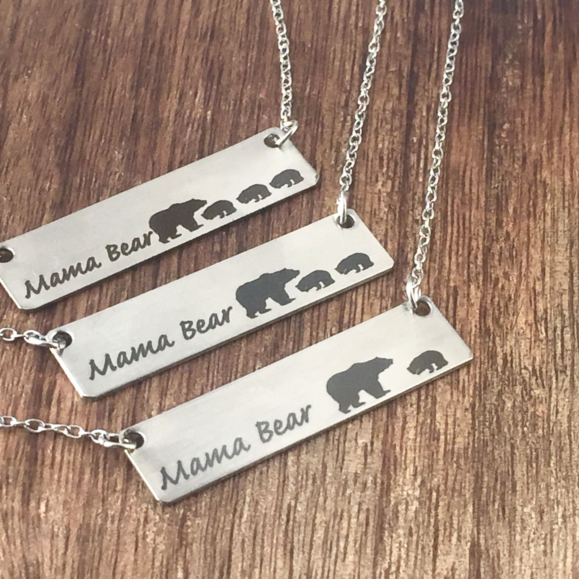 10 Perfect Birthday Gift Ideas For Wife mama bear necklace birthday gifts jewlery and jewerly