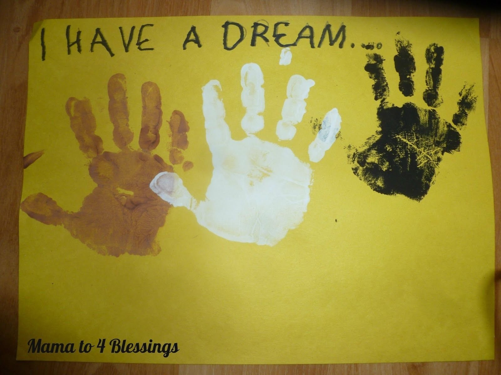 mama to 4 blessings - our homeschool blog: martin luther king jr