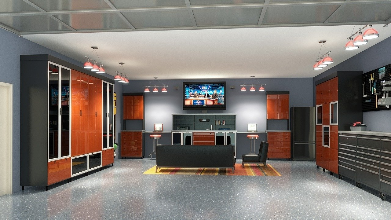 man cave garage remodel ideas : sample of garage remodel ideas