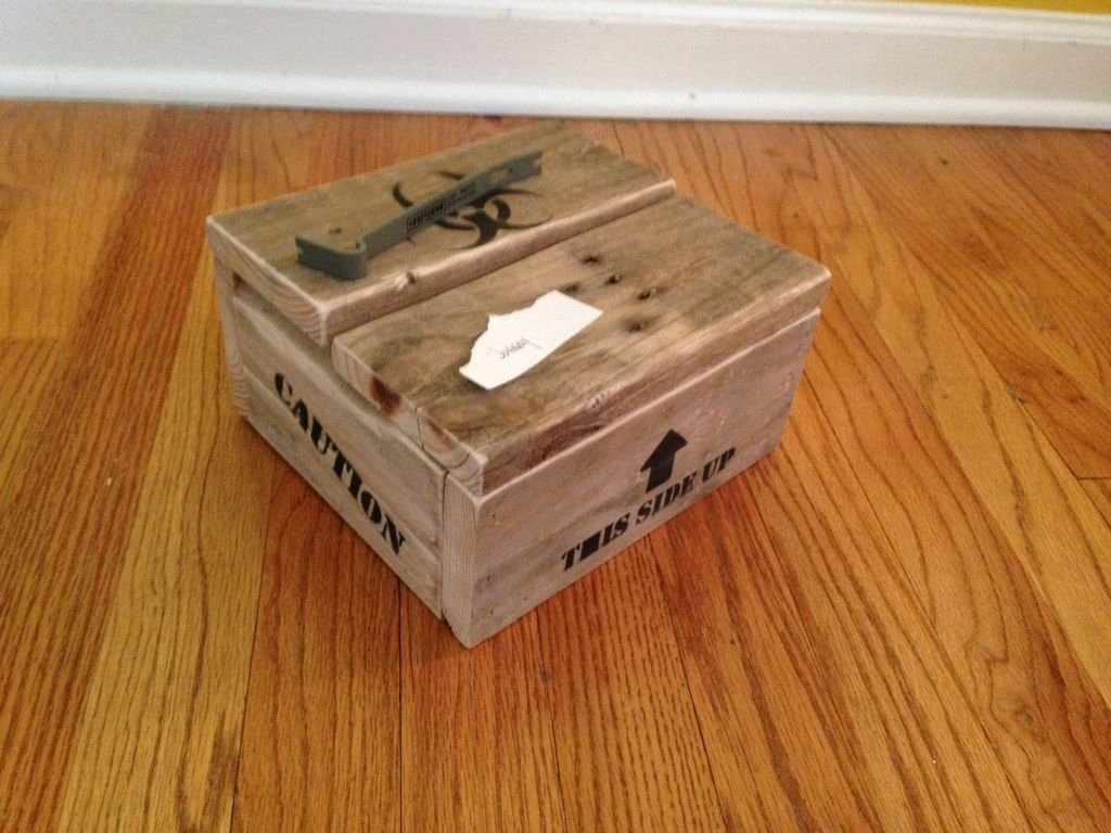 10 Most Popular Wood Gift Ideas For Him man crate gift crate 2020
