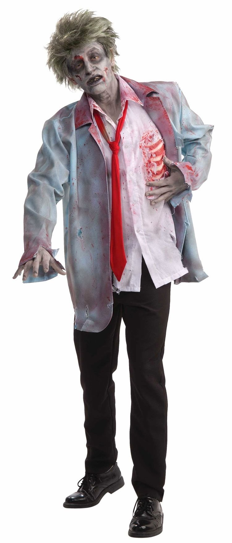 10 Fashionable Zombie Costume Ideas For Men man zombie costume halloween full hd for kids men women smartphone 2020