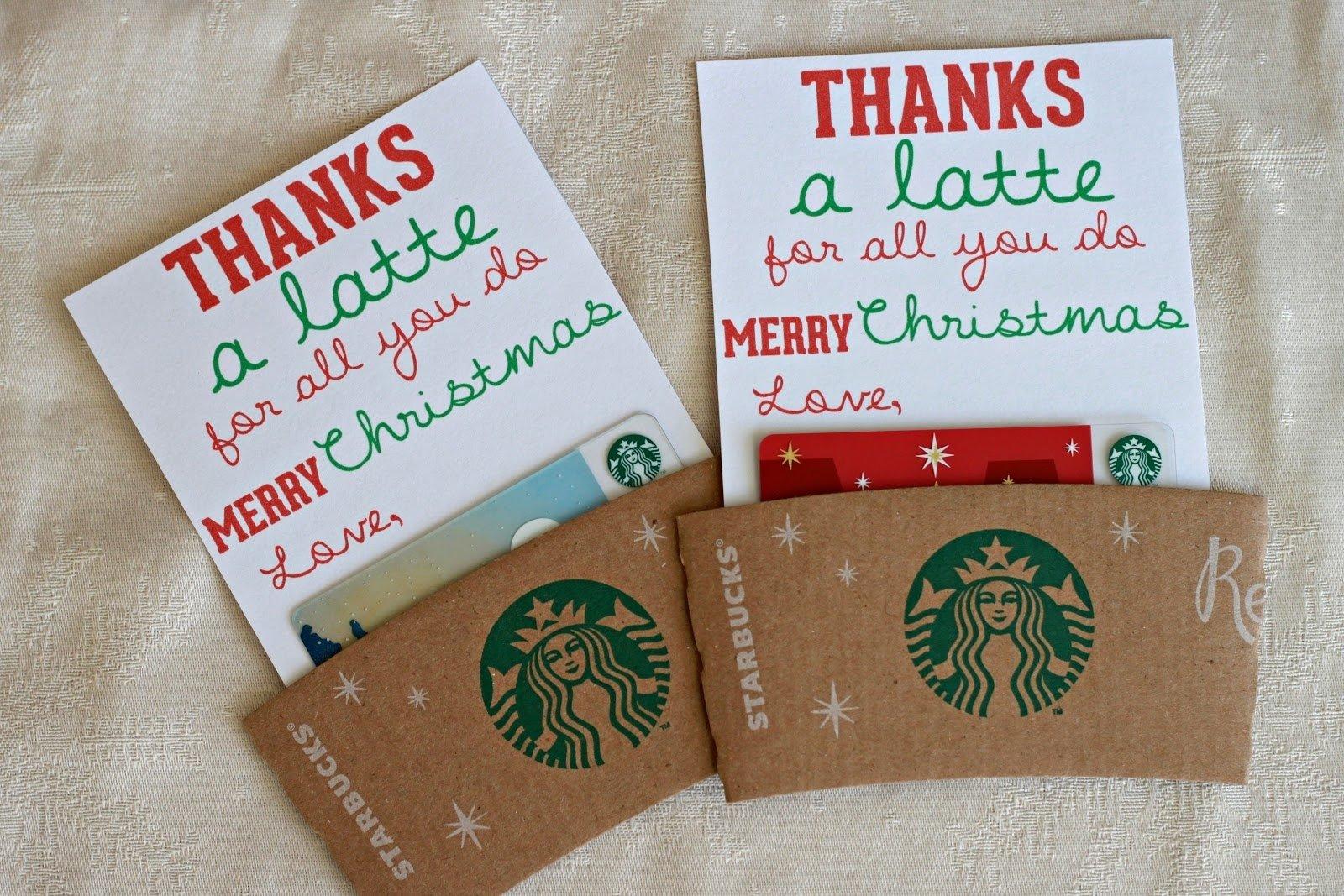 10 Ideal Teacher Gift Ideas For Christmas mandie starkey thanks latte diy teacher christmas gift dma homes 2020