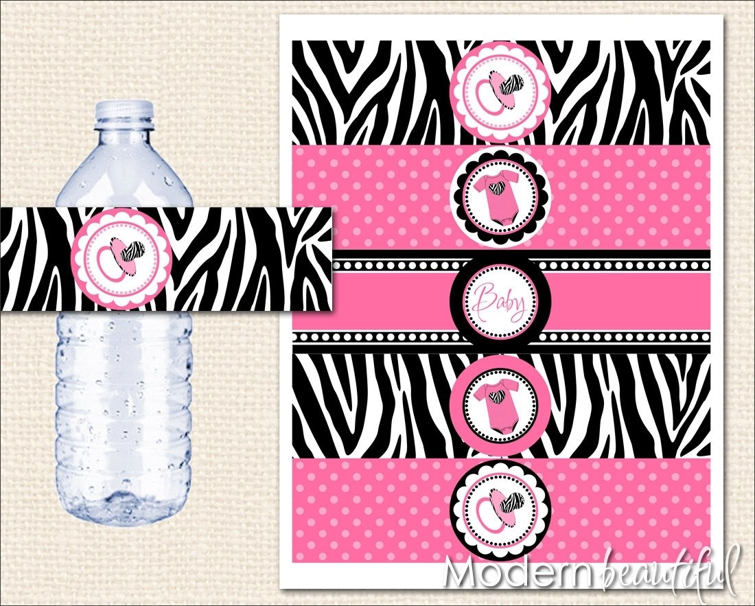 Best Baby Shower Ideas Pink And Zebra Image Collection