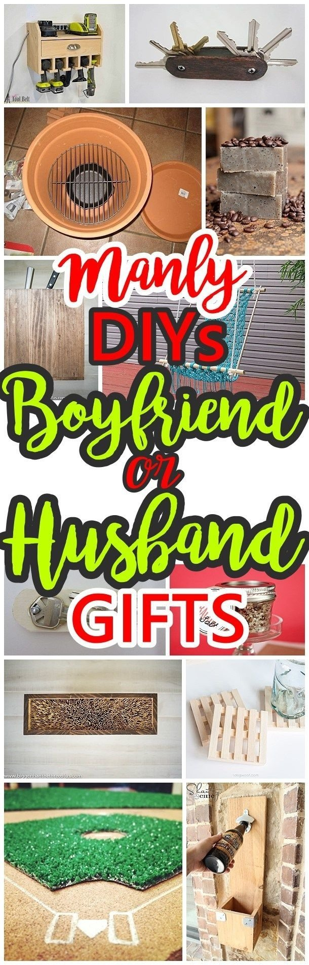 10 Ideal Christmas Gift Ideas For Brothers manly do it yourself boyfriend and husband gift ideas masculine 1 2020