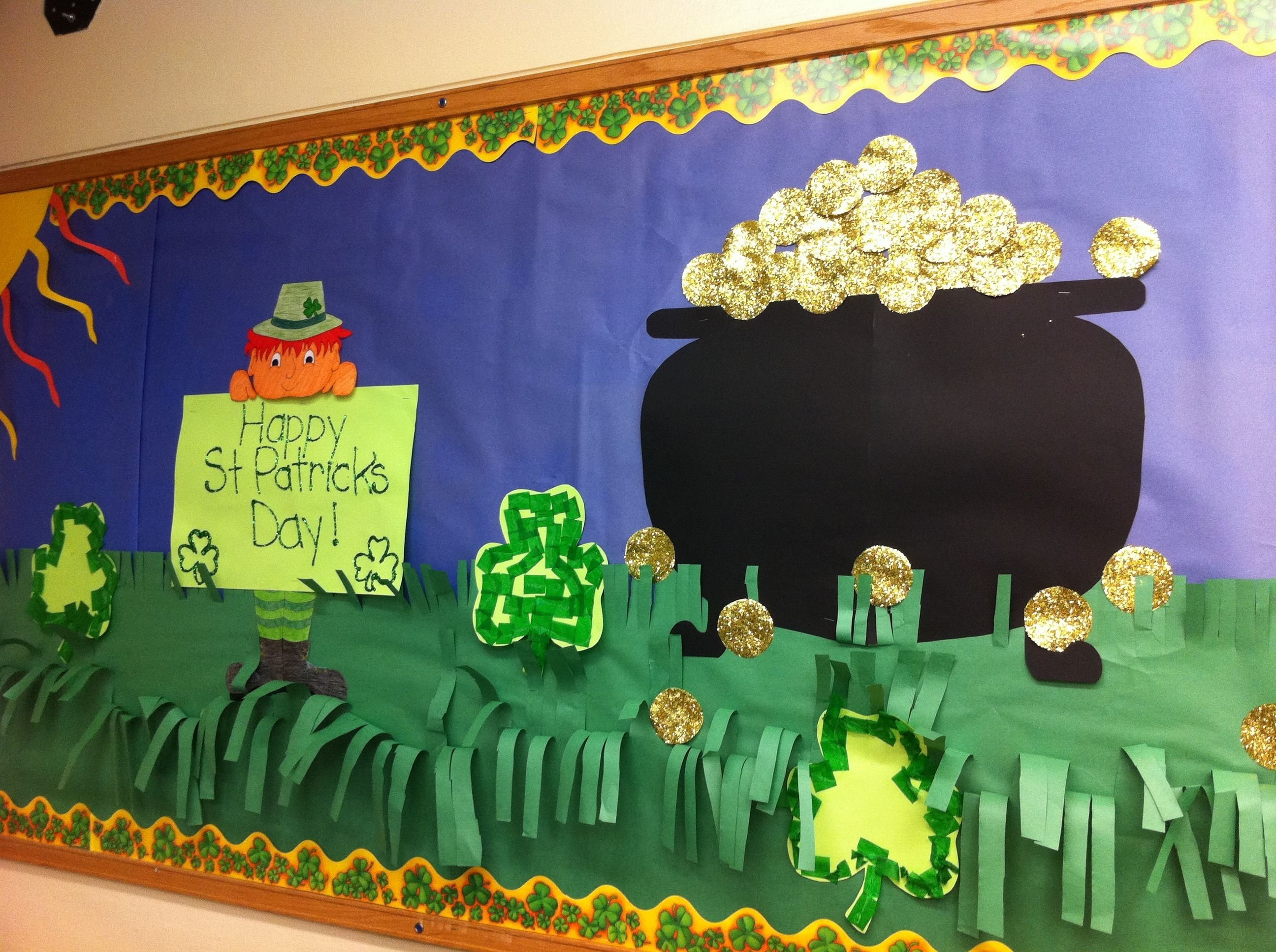 10 Most Recommended Bulletin Board Ideas For March march bulletin board school ideas pinterest bulletin board 1 2021