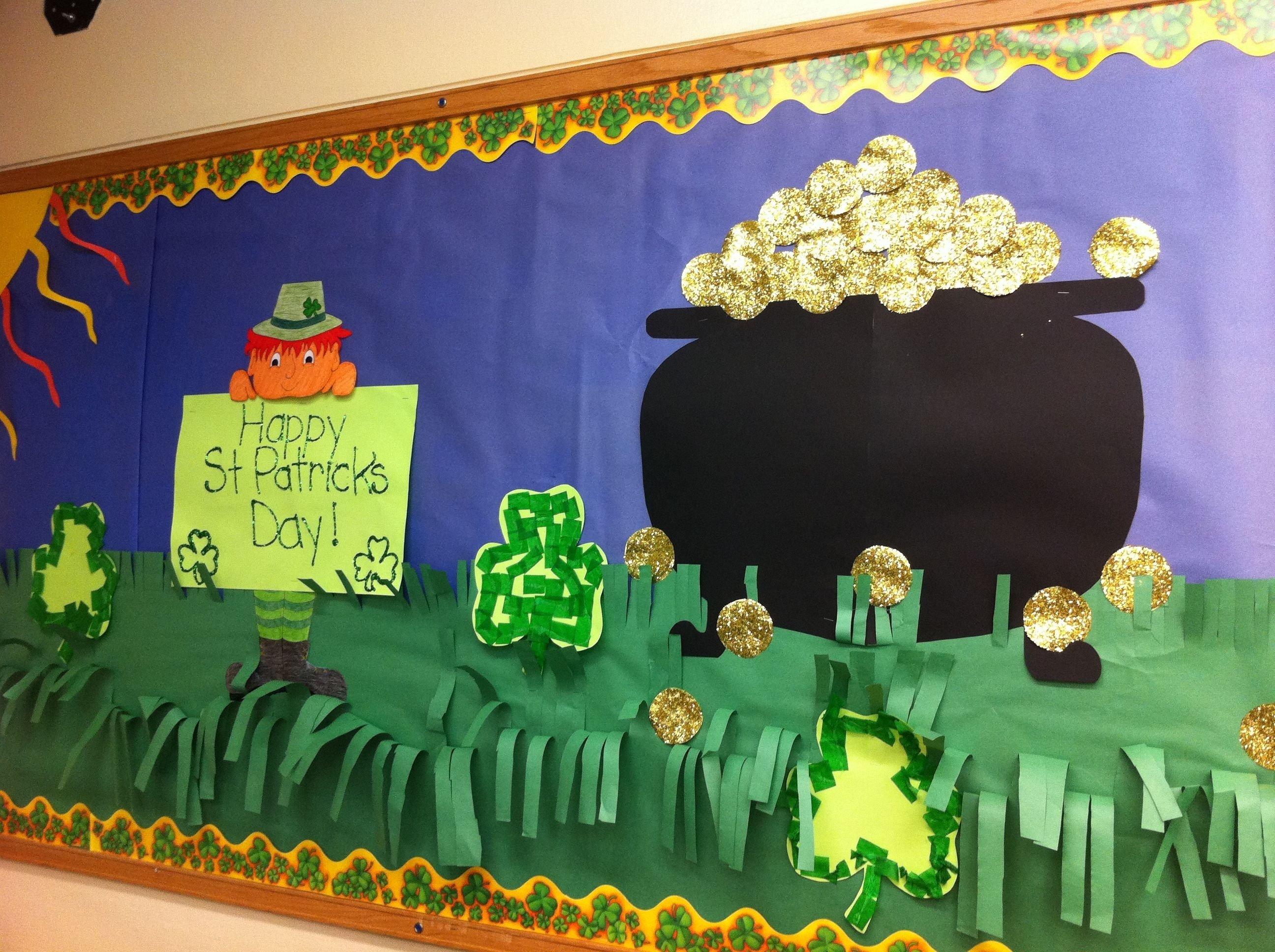 10 Awesome March Preschool Bulletin Board Ideas march bulletin board school ideas pinterest bulletin board 2020
