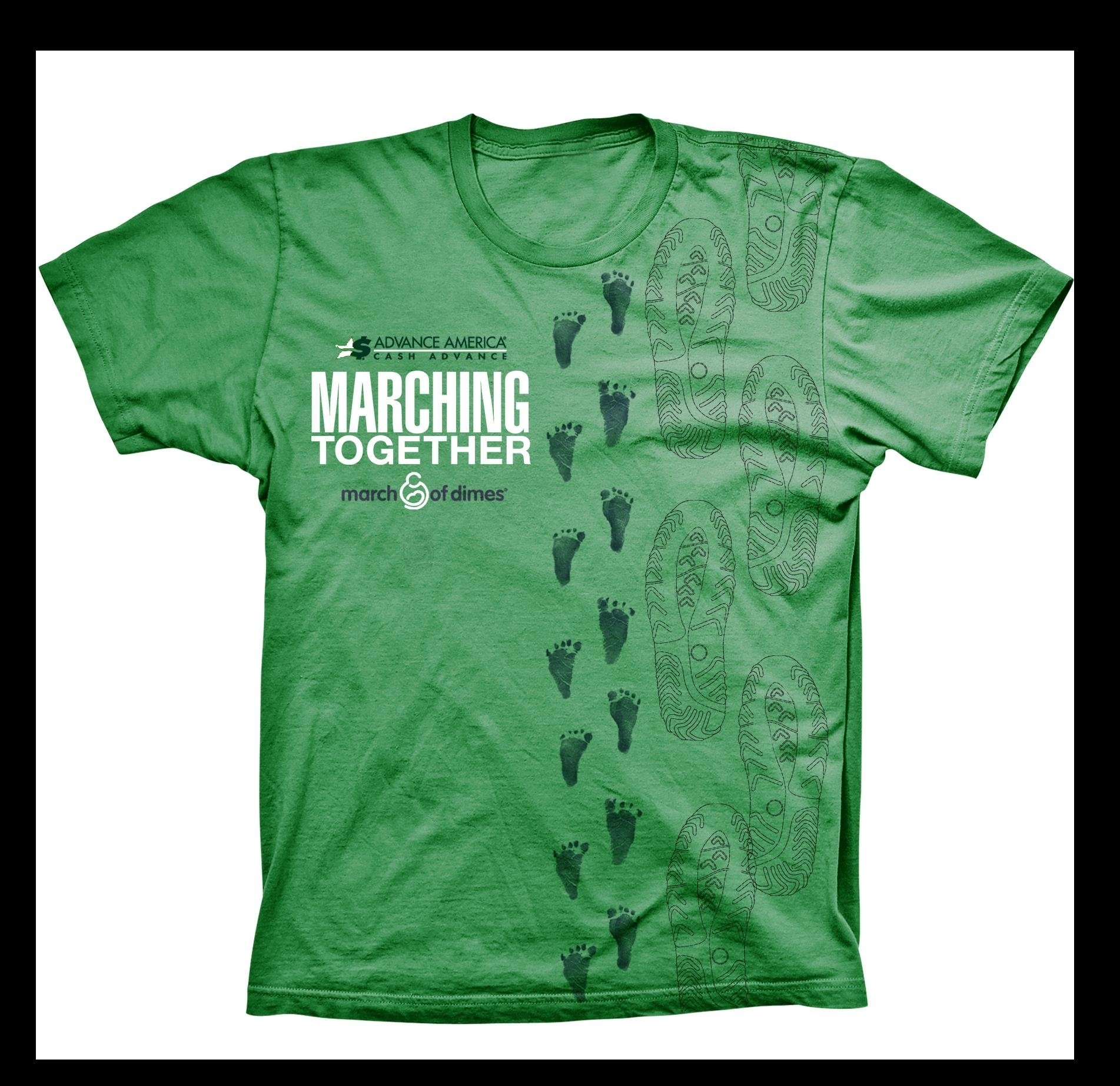 10 Amazing March Of Dimes T Shirt Ideas march of dimes t shirts t shirts design concept 2021