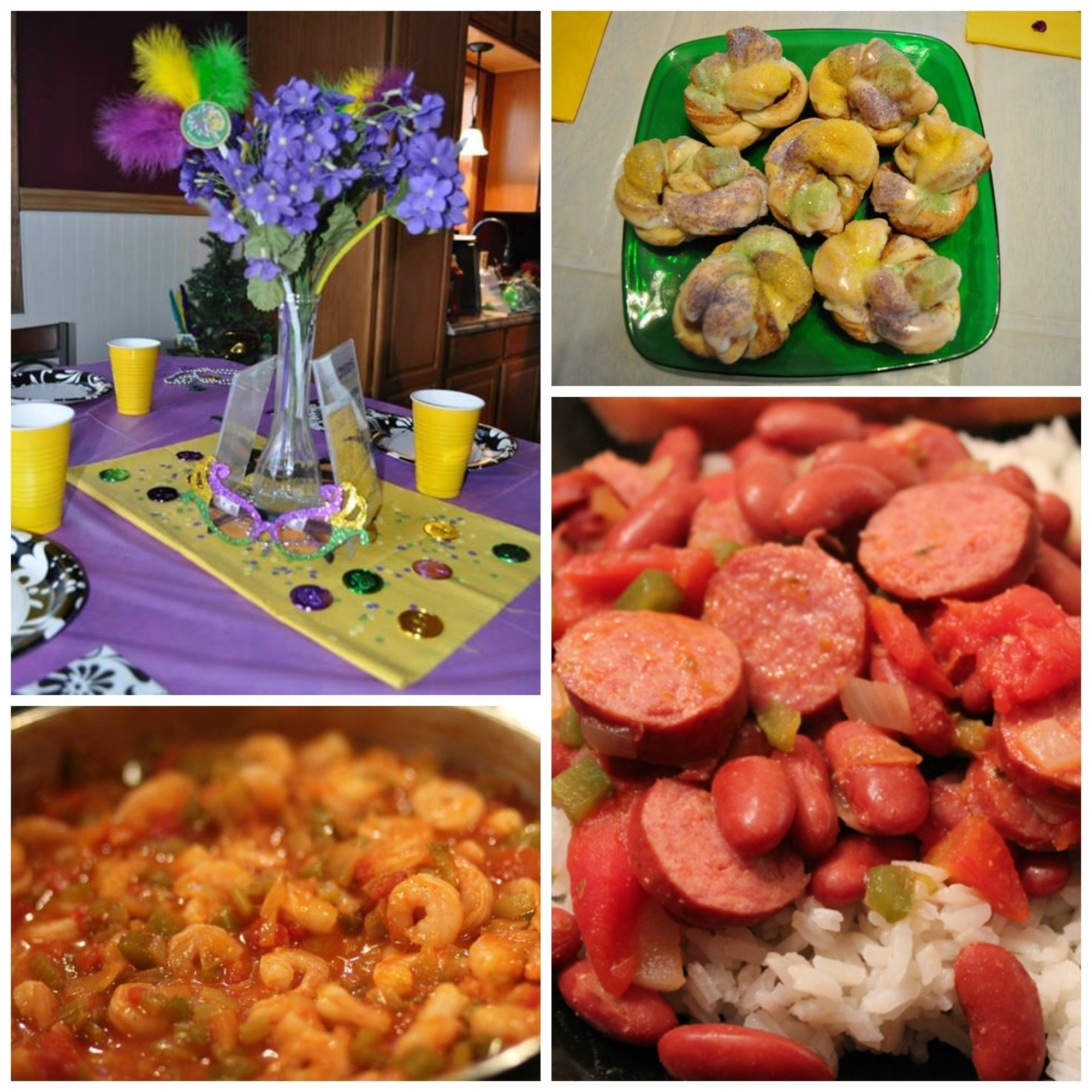 mardi gras party ideas and recipes | mommysavers