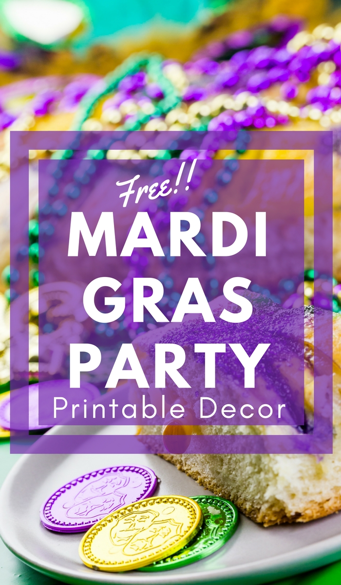 10 Most Recommended Mardi Gras Ideas For A Party mardi gras party ideas free mardi gras printable decor 2020