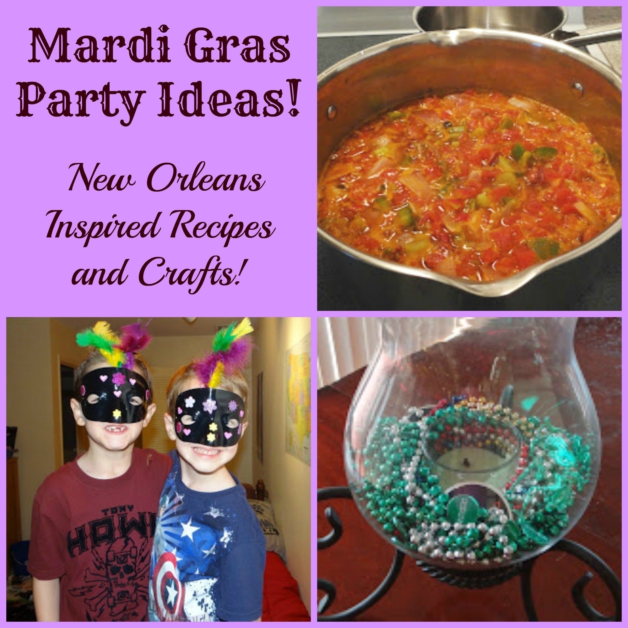 10 Stylish Mardi Gras Party Food Ideas mardi gras party ideas we made new orleans inspired recipes and 2021