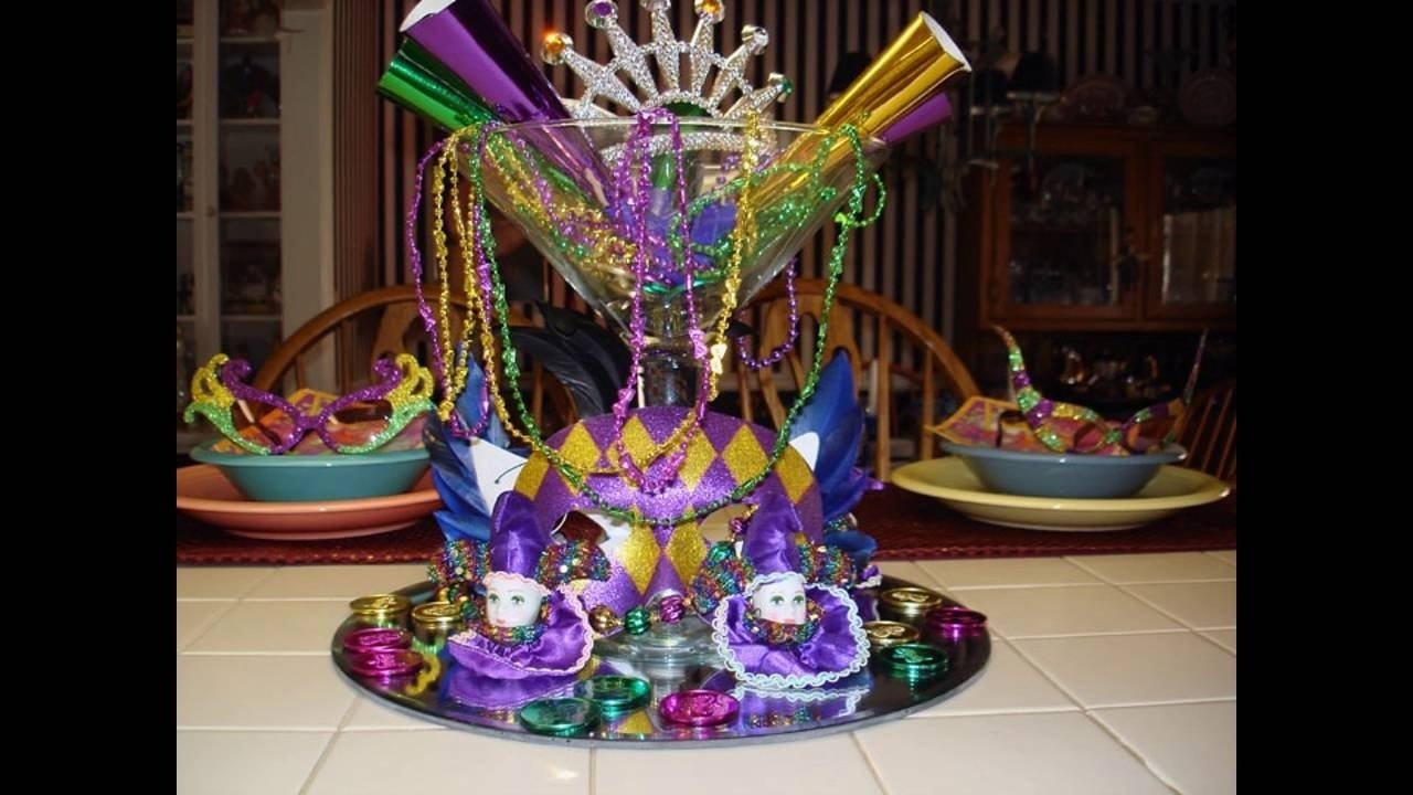 10 Most Recommended Mardi Gras Ideas For A Party mardi gras party themed decorating ideas youtube 1 2020