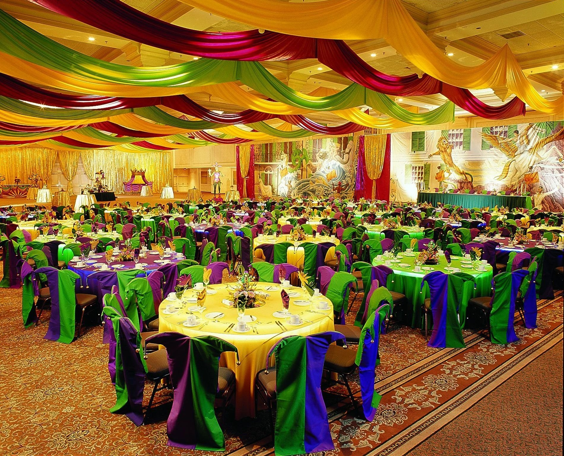 10 Most Recommended Mardi Gras Ideas For A Party mardi gras wedding table decorations mardi gras producitons 1 2020