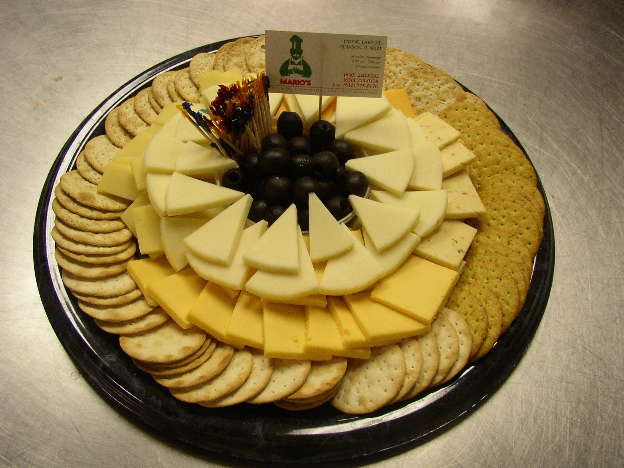 10 Fantastic Cheese And Cracker Tray Ideas marios party trays 2020