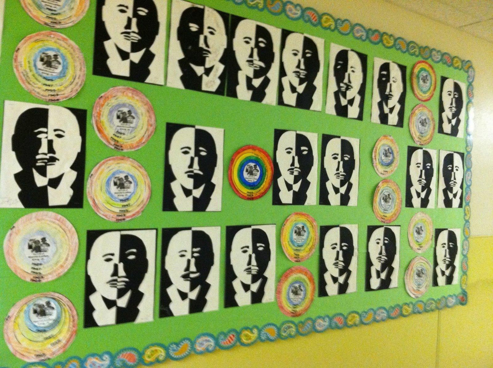 10 Cute Martin Luther King Jr Bulletin Board Ideas