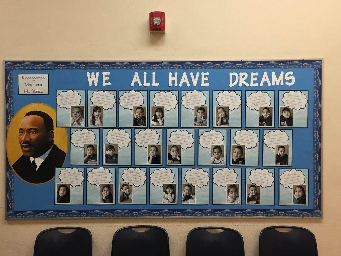10 Cute Martin Luther King Bulletin Board Ideas martin luther king jr bulletin board i have a dream kindergarten 2020