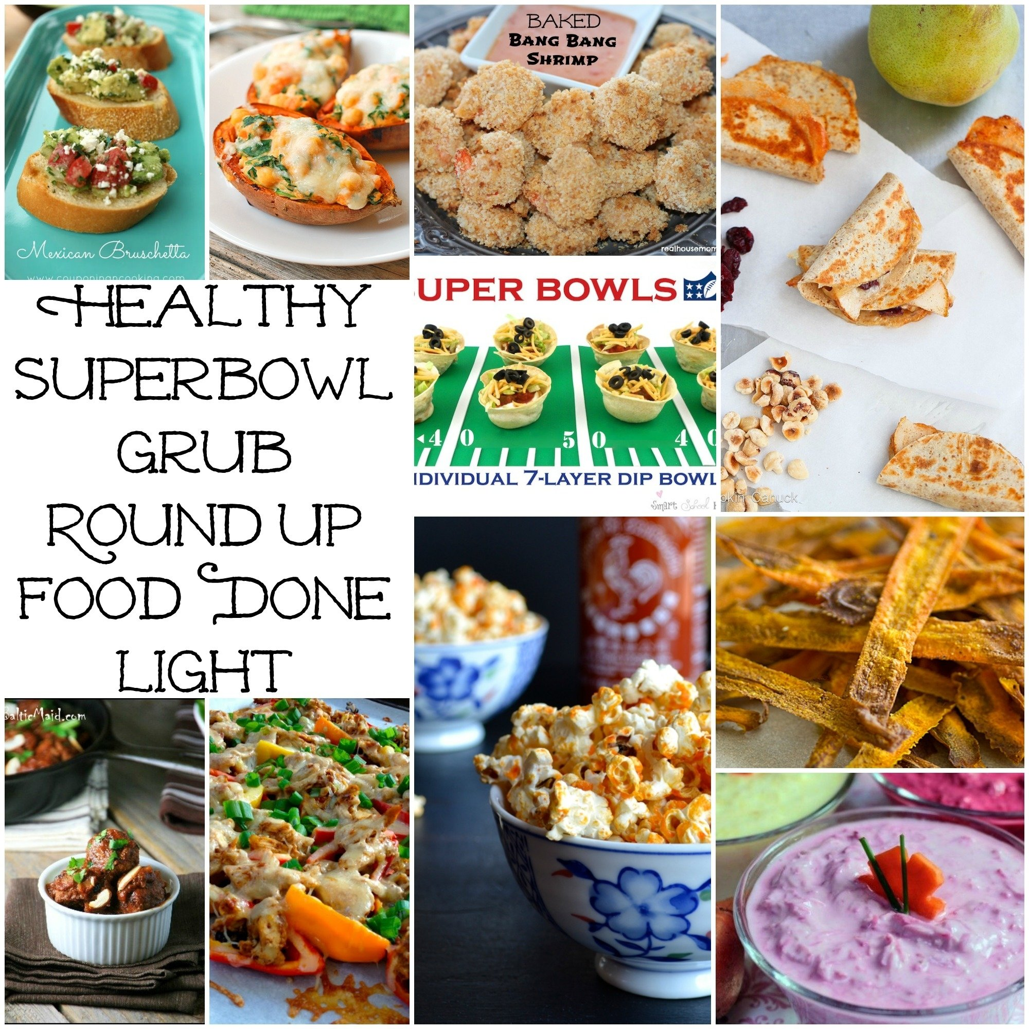 10 Perfect Healthy Super Bowl Party Food Ideas marvellous healthy clean eating super bowl recipes healthy as wells 2020
