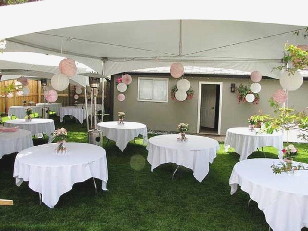 10 Cute Backyard Wedding Decoration Ideas On A Budget marvelous backyard wedding ideas cheap simple of decorations concept 2021