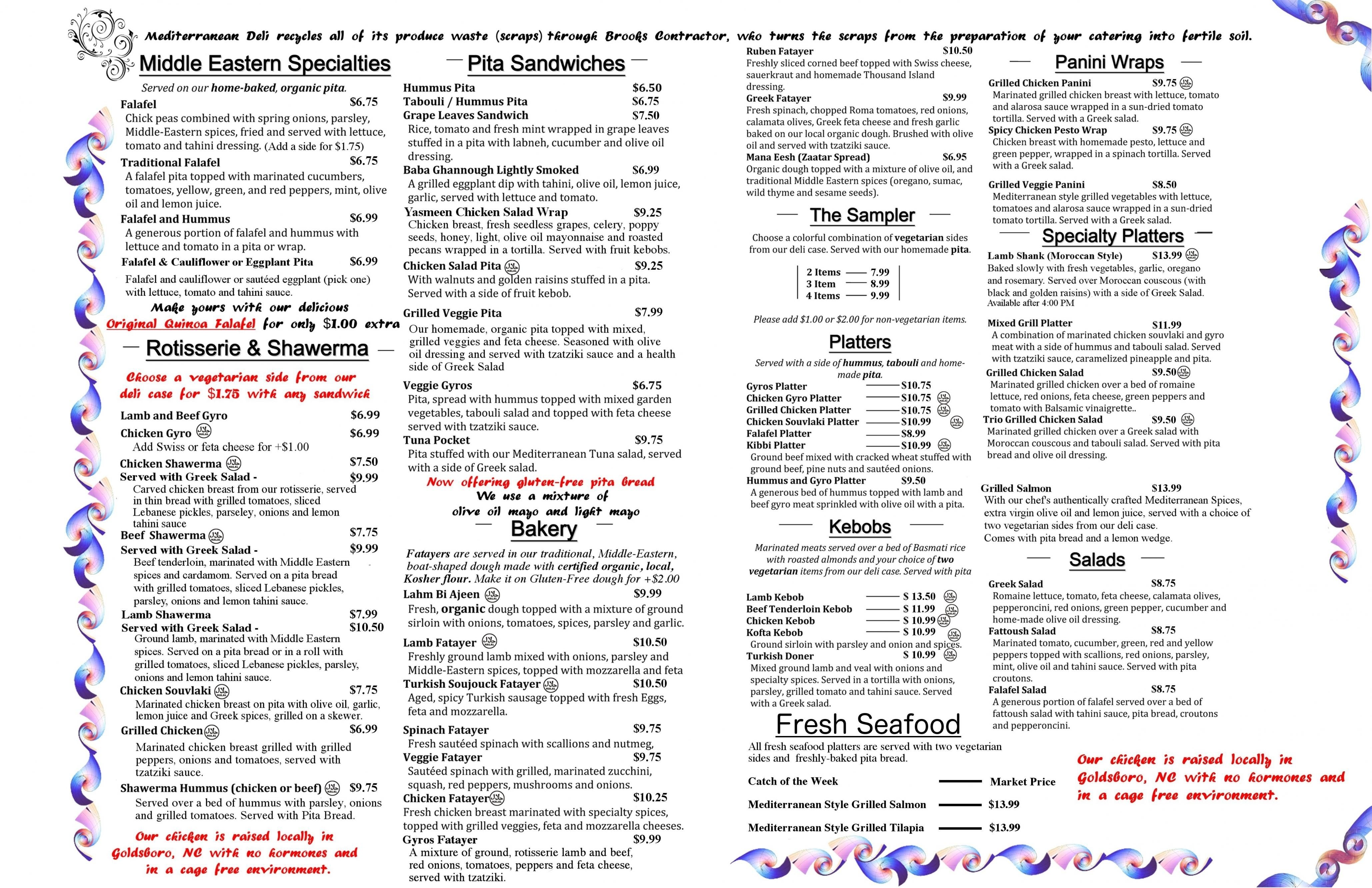 10 Cute Catering Menus And Prices Ideas marvelous garden catering menu 85 about remodel perfect home remodel
