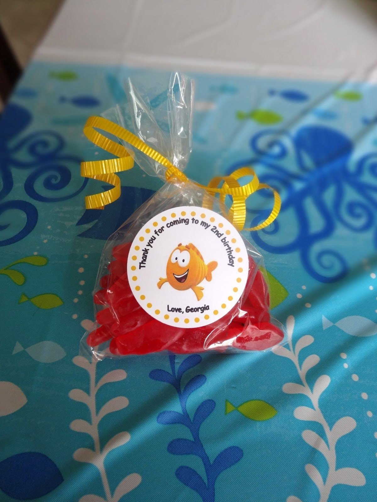 10 Perfect Bubble Guppies Party Favor Ideas marvelous simple bubble guppies party favors perfect finishing 2020