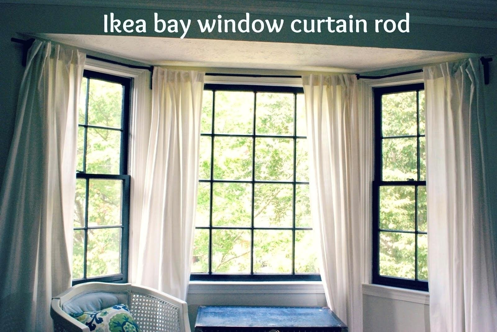 10 Wonderful Bay Window Treatment Ideas Pictures marvelous small kitchen bay window treatment ideas cordial living 2020