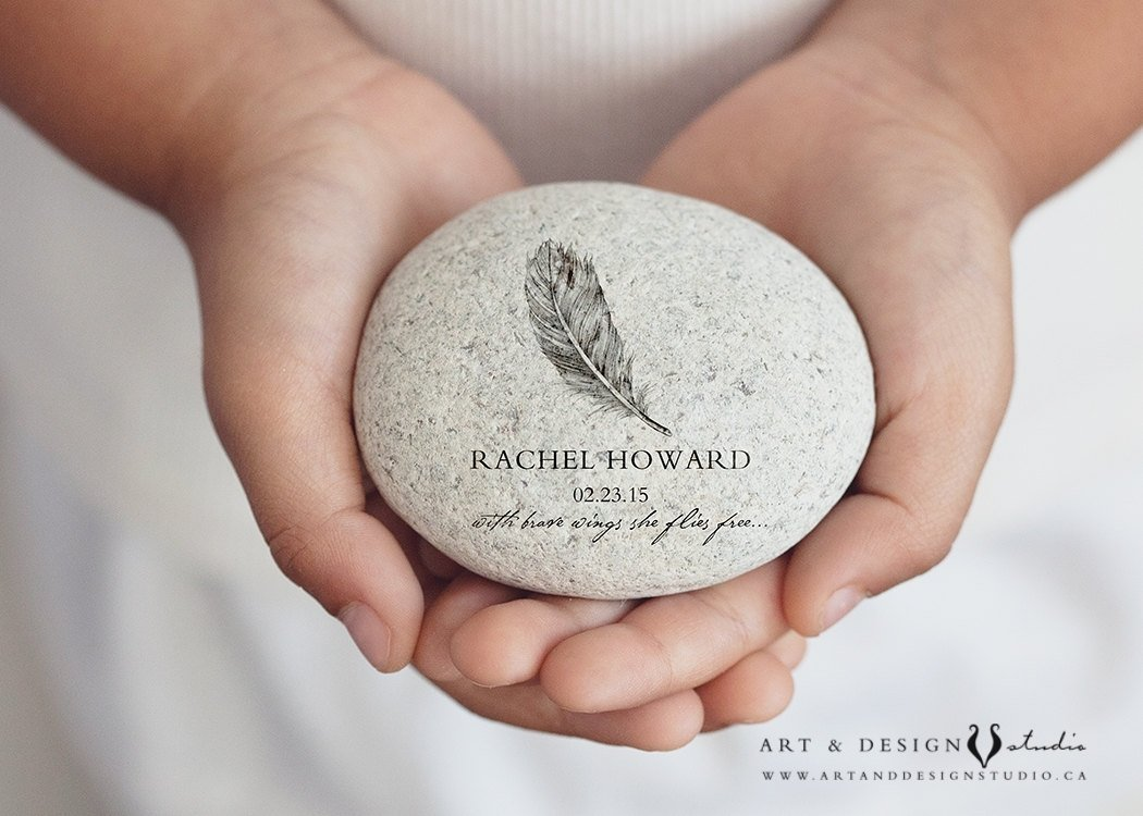 10 Pretty In Memory Of Gifts Ideas marvelous sympathy gift bereavement gifts memorial stone remembrance 2020