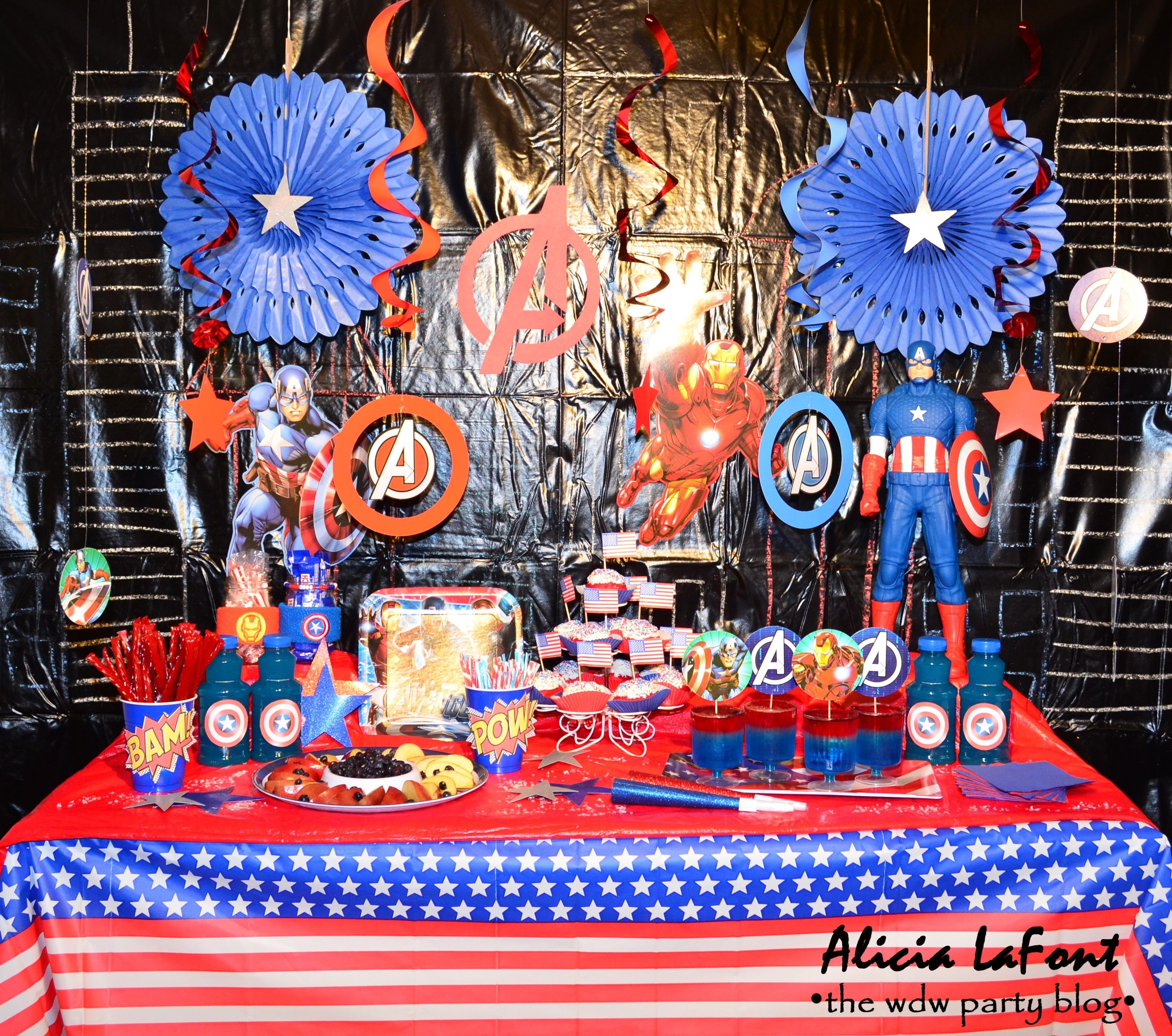 10 Amazing 5Th Birthday Party Ideas For Boys marvels captain america civil war civil wars capt america and 2020