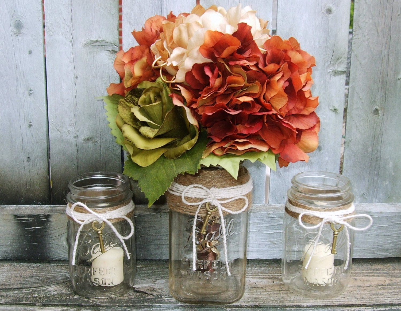 10 Ideal Mason Jar Wedding Centerpieces Ideas mason jar fall wedding centerpieces miraculous of mason jar 2020