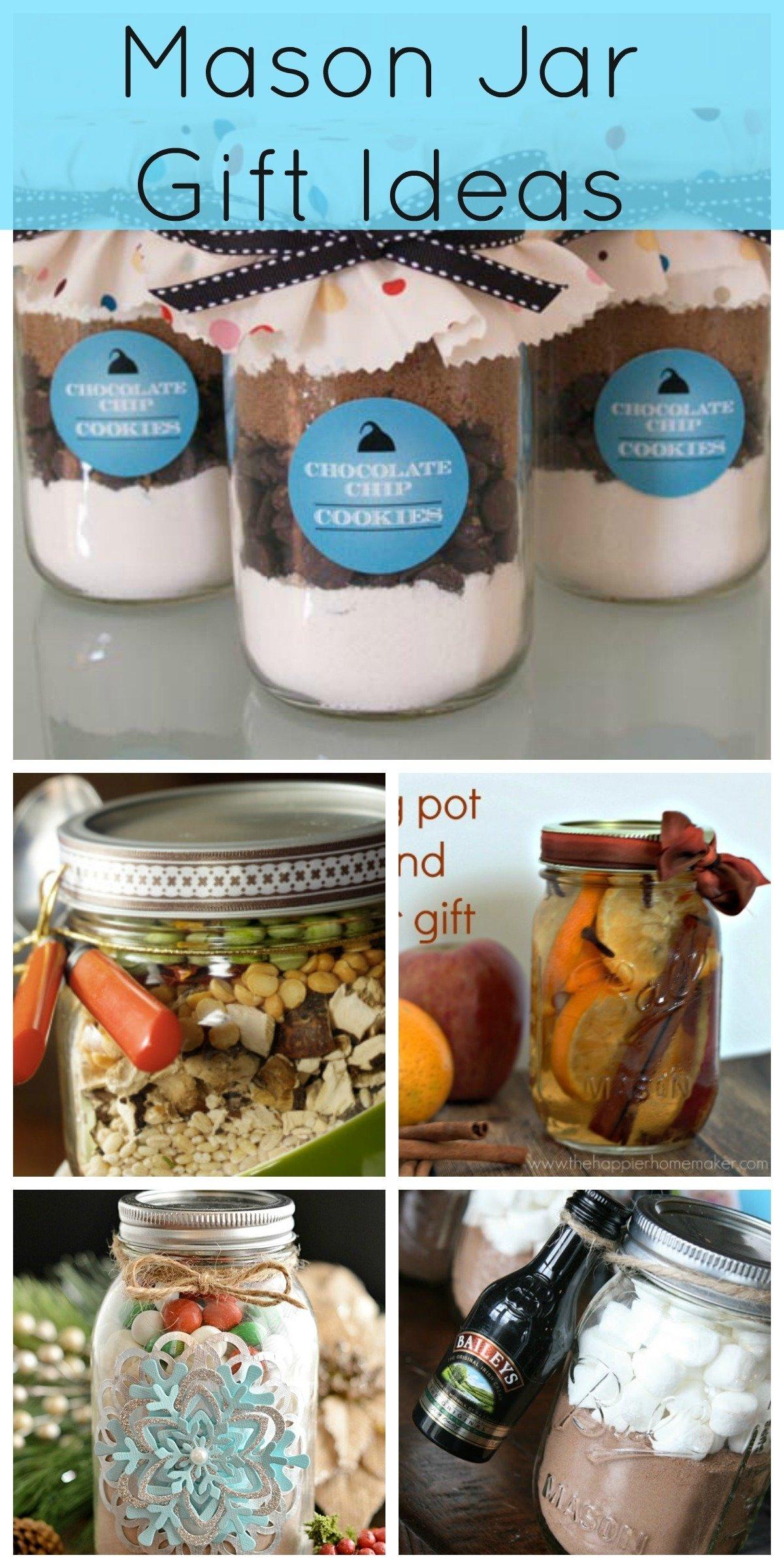 10 Fantastic Gift Ideas With Mason Jars mason jar gift roundup creative ramblings 2020