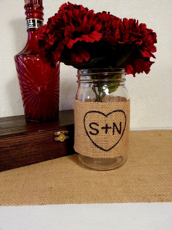 10 Ideal Mason Jar Wedding Centerpieces Ideas mason jar wedding decor ideas decorating of party 1 2020
