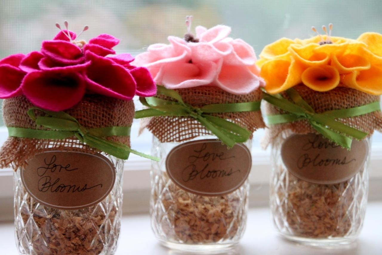 10 Most Popular Mason Jar Party Favor Ideas %name