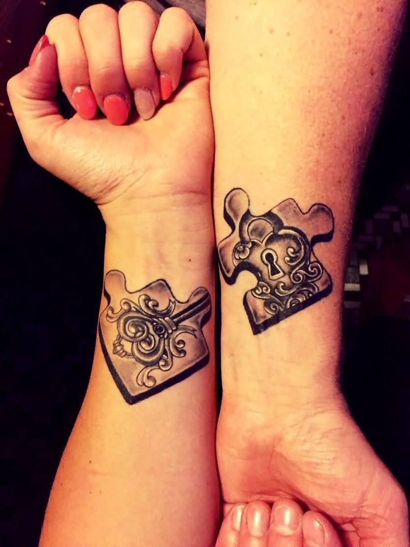 10 Attractive Cute Tattoo Ideas For Couples matching tribal tattoos for couples 55 cute couple tattoos ideas